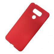 Θήκη Σιλικόνης TPU Ματ για LG G6 - Κόκκινο