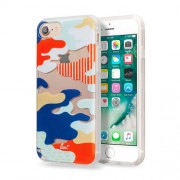 LAUT Pop-Camo Japan Silikone Case for iPhone 7 Plus / 6 Plus / 6s Plus - Japan