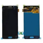 Γνήσια Samsung Οθόνη LCD και Μηχανισμός Αφής για Samsung Galaxy A3 (2016) SM-A310F - Μαύρο (GH97-18249B)