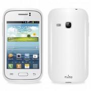 Puro Θήκη Σιλικόνης για Samsun Galaxy Fame - Διάφανο (SAMSUNGS6810STR)