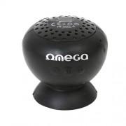Omega Αδιάβροχο Bluetooth Ηχείο - Μαύρο (OG46B)