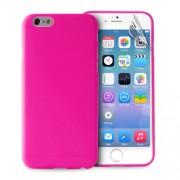 Puro Σκληρή Θήκη Πολύ Λεπτή για iPhone 6 Plus / 6S Plus 0.3 - Ροζ (IPC65503PNK)