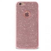 Puro Θήκη με Γκλίτερ για Iphone 7 - Ροζέ Χρυσαφί (IPC747SHINERGOLD)