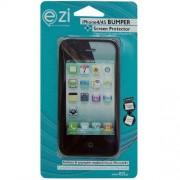 Ezi Θήκη Bumper για iPhone 4 4s - Μαύρο (EZI-IP4S-BMB_B)