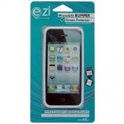 Ezi Θήκη Bumper για iPhone 4 4s - Λευκό (EZI-IP4S-BMB_W)