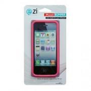 Ezi Θήκη Bumper για iPhone 5 5S - Ροζ (EZI IP5 BMB PINK)
