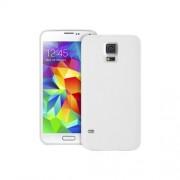 Puro Θήκη Σιλικόνης TPU Πολύ Λεπτή 0.3mm για Samsung Galaxy S5 Mini - Λευκό (SGS5MINI03TR)