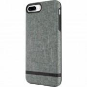 INCIPIO Esquire Series Σκληρή Λεπτή Θήκη σε Συνδυασμό με Σιλικόνη για iPhone 7 Plus - Χακί (IPH-1511-CKH)