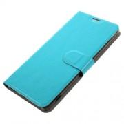 Δερμάτινη Θήκη Πορτοφόλι με Βάση Στήριξης για Sony Xperia XA Ultra - Μπλε