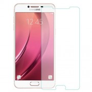 0.25mm Tempered Glass Screen Protector Guard for Samsung Galaxy C5 (Arc Edge)