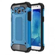 Tough Armor Υβριδική Θήκη Σιλικόνης TPU σε Συνδυαμό με Πλαστικό για Samsung Galaxy J5 SM-J500F - Γαλάζιο