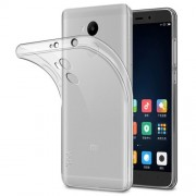 IMAK Stealth Case Clear 0.8mm TPU Mobile Cover with Screen Film for Xiaomi Redmi 4 Prime/Pro