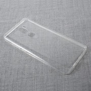 Ultra-thin Clear Soft TPU Cell Phone Case for Xiaomi Mi 5s Plus - Transparent