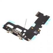 Καλωδιοταινία Θύρας Φόρτισης με Μικρόφωνο για iPhone 7 - Μαύρο