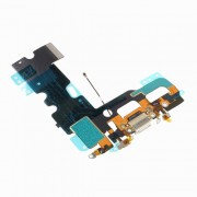 Charging Port Flex Cable Spare Part for iPhone 7 4.7 inch - White