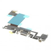 High Quality 1:1 Charging Port Flex Cable for iPhone 6s Plus 5.5 inch - White