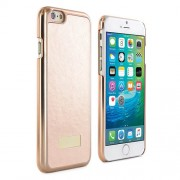 Ted Baker RENAYE Σκληρή Θήκη για iPhone 6 / 6s - Ροζ Χρυσαφί/Χρυσαφί