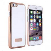 Ted Baker RENAYE Hard Case for iPhone 6 / 6s - Rose Gold/White