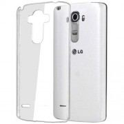 Anti-watermark TPU Phone Case for LG Stylus 2 - Transparent