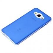 ENKAY Υβριδική Θήκη (Πλαστικό με TPU) για  Samsung Galaxy A5 SM-A500F - Μπλε