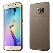 Θήκη Σιλικόνης TPU Πολύ Λεπτή  0.6mm για Samsung Galaxy S6 Edge G925 - Διάφανο