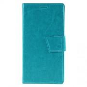 Δερμάτινη Θήκη Πορτοφόλι με Βάση Στήριξης για Lenovo K3 Note K50-t5 / A7000 - Μπλε