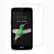 Tempered Clear Glass LCD Screen Protector Film for LG K4 (Asashi Glass)