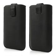 Δερμάτινη Θήκη Πουγκί για Samsung Galaxy Note 3 N9000 N7100. Μέγεθος: 15.5 x 9cm