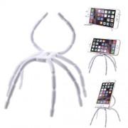 BREFFO SPIDERPODIUM Smartphone Bike Holder Grip for iPhone Samsung etc - White