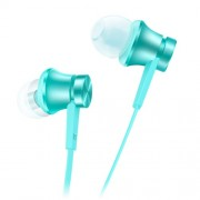 XIAOMI Piston in-Ear Earphone with Mic for iPhone Samsung HTC (Basic Version) - Blue