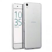 Θήκη Σιλικόνης TPU Πολύ Λεπτή για Sony Xperia XA Ultra - Διάφανο
