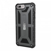 UAG MONARCH Hard Case for iPhone 7 Plus / 6 Plus / 6s Plus - Graphite/Black