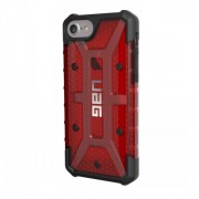 UAG PLASMA Hard Case for iPhone 7 / 6 / 6s - Magma/Black