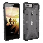 UAG PLASMA Hard Case for iPhone 7 Plus / 6 Plus / 6s Plus - Ash/Black