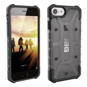 UAG PLASMA Hard Case for iPhone 7 / 6 / 6s - Ash/Black