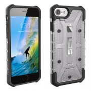 UAG PLASMA Hard Case for iPhone 7 / 6 / 6s - Ice/Black