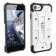 UAG PATHFINDER Hard Case for iPhone 7 / 6 / 6s - White/Black