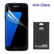 Matte Anti-glare Screen Guard Film for Samsung Galaxy S7 G930 (Black Package)