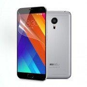 Clear LCD Screen Protector Guard Film for Meizu MX5 Pro