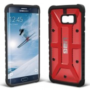 UAG Hard Case for Samsung Galaxy S6 Edge Plus - Red/Black