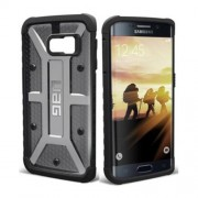 UAG Hard Case for Samsung Galaxy S6 Edge - Ash/Black