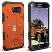 UAG Hard Case for Samsung Galaxy S6 - Orange/Black
