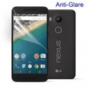 Matte Anti-glare Screen Protector Guard Film for LG Nexus 5X