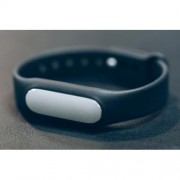 Xiaomi Mi Smart Band 1S Ρολόι Καρπού Bluetooth (Activity Tracker, Alarm Clock, Heart Rate Monitor, Passometer, Sleep Tracker) για IOS και Androit - Μαύρο