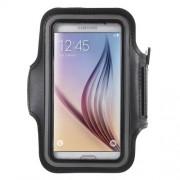Θήκη Βραχίονα για Σπορ για Samsung Galaxy S7 G930 / S6 G920 / S6 Edge G925 - Μαύρο