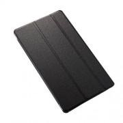 Δερμάτινη Θήκη Βιβλίο Smart Cover με Βάση Στήριξης για Samsung Galaxy Tab S 8.4 T700 T705 - Μαύρο