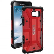 UAG Hard Case for Samsung Galaxy Note 5 - Magma I Red/Black