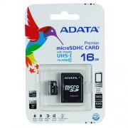ADATA Κάρτα Μνήμης Micro SDHC 16GB