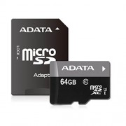 ADATA Κάρτα Μνήμης Micro SDXC 64GB