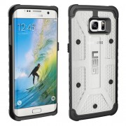 UAG Hard Composite Case for Samsung Galaxy S7 Edge - Ice/Black